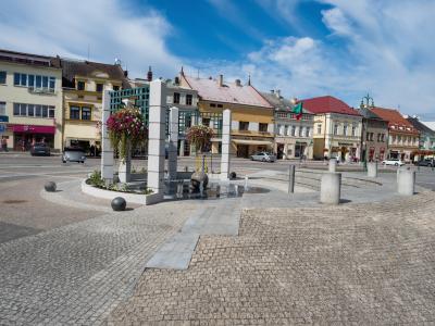 비소케 미토의 마을 풍경
