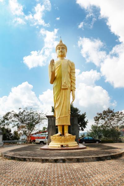 왓 카오 체디 프라야이 불교 사원  05