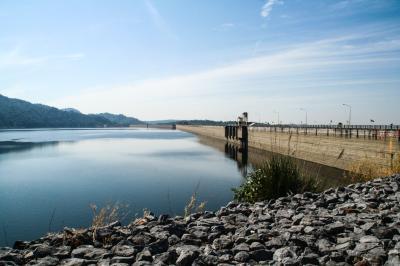 클롱 타 단 호수  12