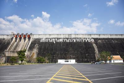 쿤 단 프라칸 댐  09