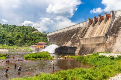 쿤 단 프라칸 댐  05