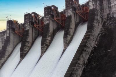 쿤 단 프라칸 댐  10