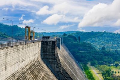 쿤 단 프라칸 댐  11