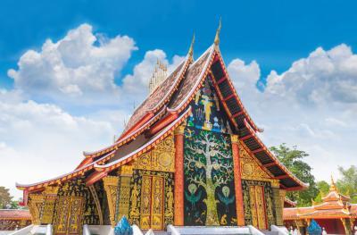 왓 왕캄 불교 사원  06