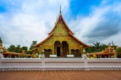 왓 왕캄 불교 사원  05