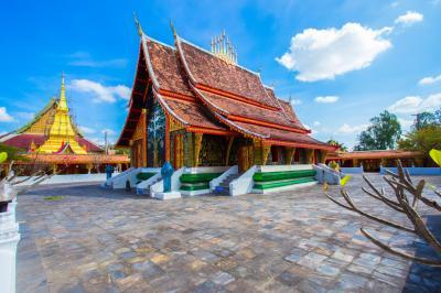 왓 왕캄 불교 사원  07