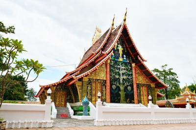 왓 왕캄 불교 사원  04