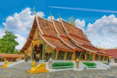 왓 왕캄 불교 사원  02