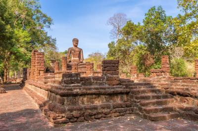 왓 싱 불교 사원  04