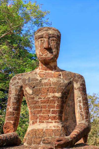 왓 싱 불교 사원  06