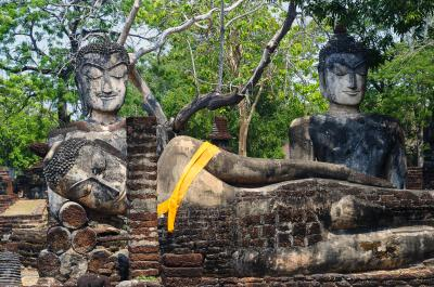 왓 프라 논 불교 사원  04