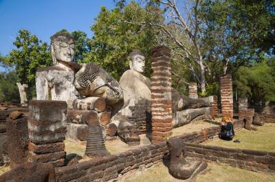 왓 프라 논 불교 사원  01