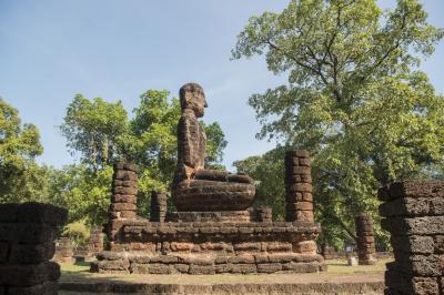 왓 싱하 불교 사원  08