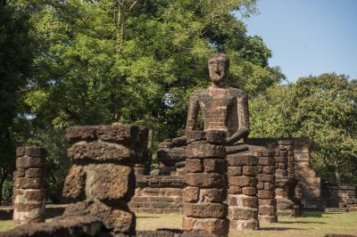 왓 싱하 불교 사원  04