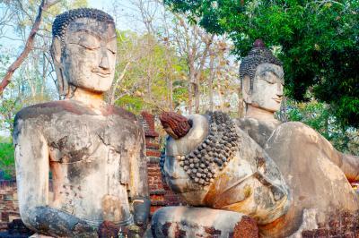 왓 프라 논 불교 사원  07