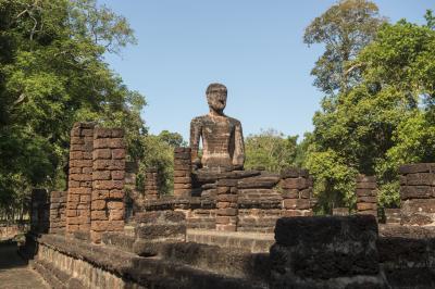 왓 싱하 불교 사원  07