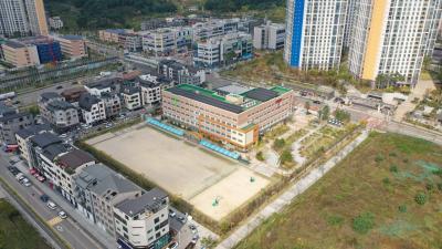 다산한강중학교