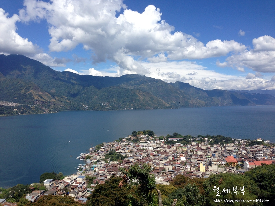 월세로 세계여행, #20-3. 과테말라 - 산 페드로, 아띠틀란 호수 (San Pedro, Guatemala)