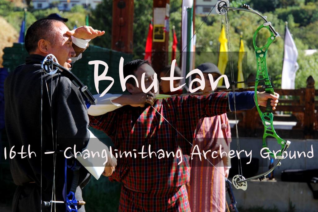 제16화 - 화살처럼 지나간 부탄의 시간