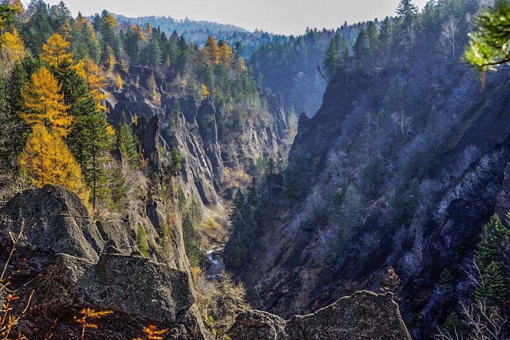금강대협곡, 어린왕자가 묘사한 지구의 풍경