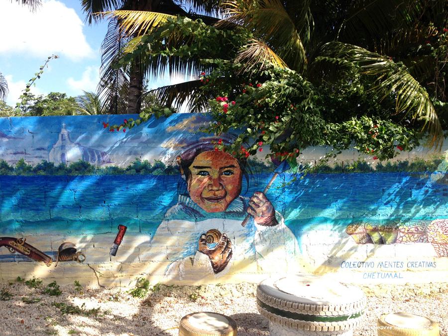 월세로 세계여행, #22-1. 멕시코 - 바칼라르 (2) (Bacalar, Mexico)