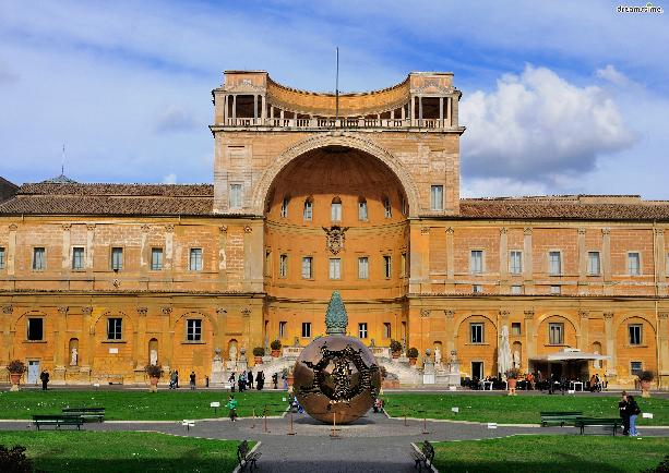 이탈리아 바티칸미술관 10가지만 알고 가자!