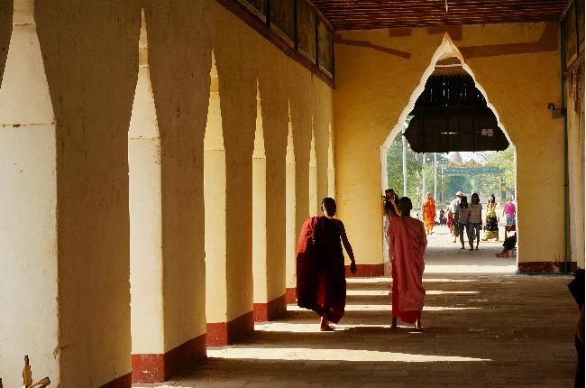 세계 3대 불교 유적지, 그 웅장함
