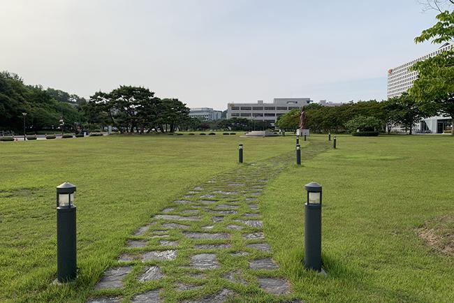 '노잼도시' 대전에서 느끼는 한적함