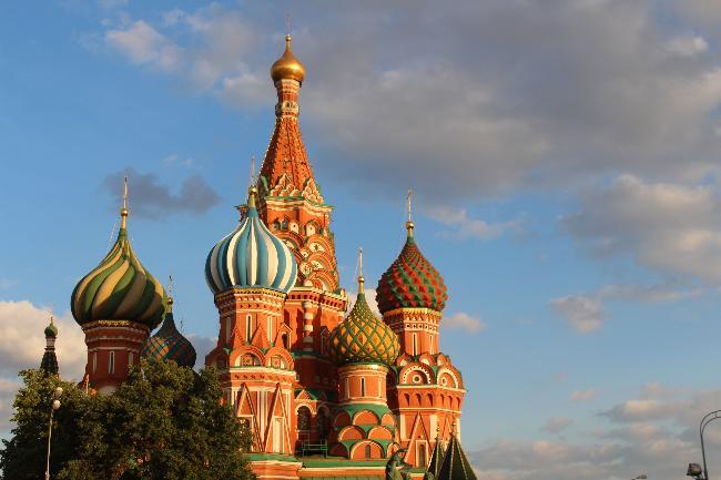 화려한 색과 독특한 건물, 모스크바만이 가진 매력