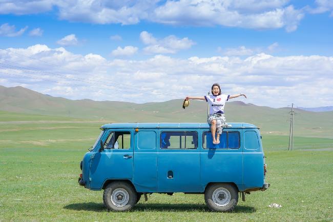 몽골환타지아, 몽골이 몽골몽골해