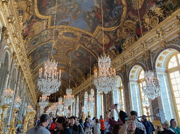 웅장함의 끝판왕 프랑스 베르사유 궁전