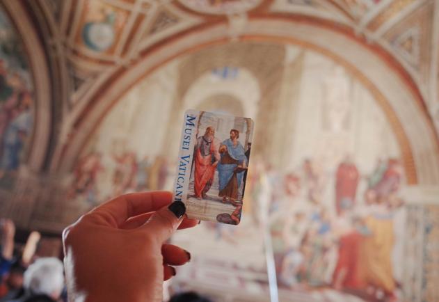 세계에서 가장 작은 나라 바티칸 시티
