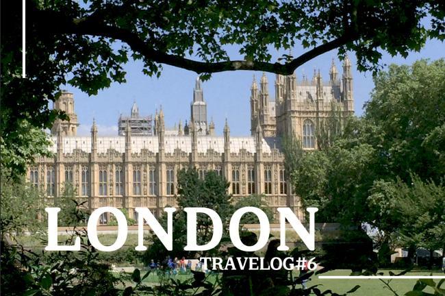 런던, 로망에 한 걸음 다가가기 #6