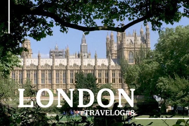 런던, 로망에 한 걸음 다가가기 #8