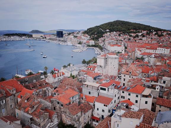 황제가 사랑한 도시, 크로아티아 스플리트 Split