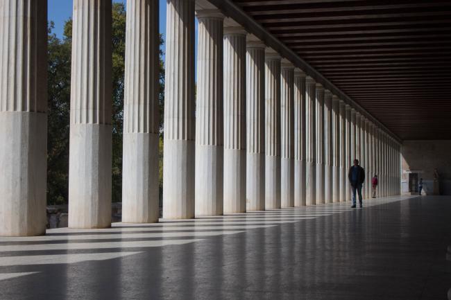 신들의 도시, 아테네 (2)