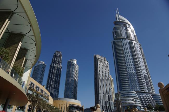 두바이, 사막의 기적