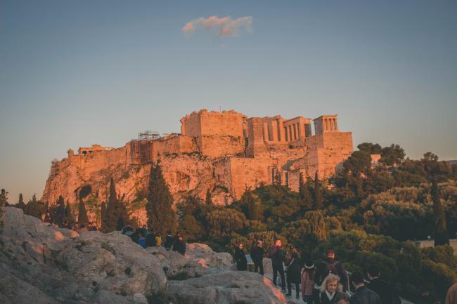 신들의 도시, 아테네 (3)