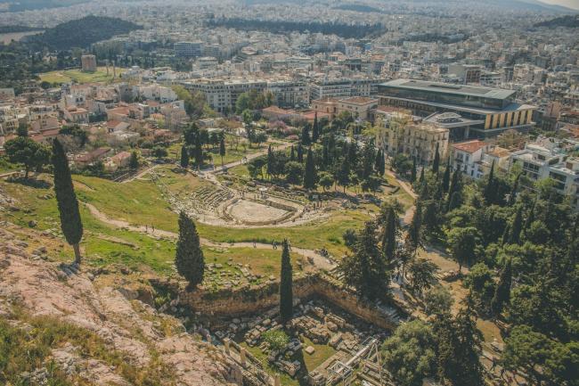 신들의 도시, 아테네 (4)