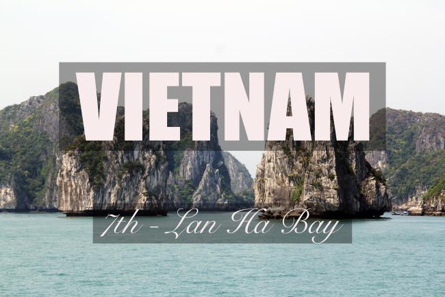 제7화 - 란하 베이에서의 마지막 하루