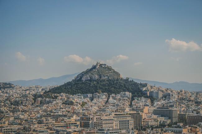 신들의 도시, 아테네 (5)