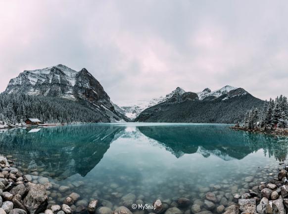 밴프 국립공원 - 레이크 루이스