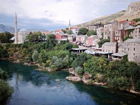 발칸의 작은 터키, 보스니아 헤르체고비나 모스타르