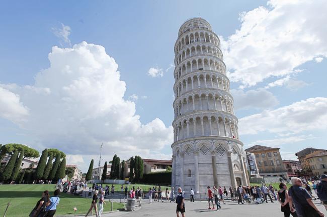 세계 7대 불가사의 이탈리아 피사의 사탑