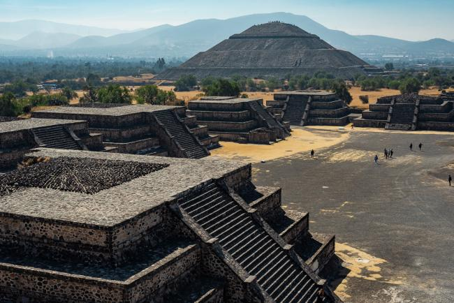 멕시코13_미라는 없고 제물은 있다.