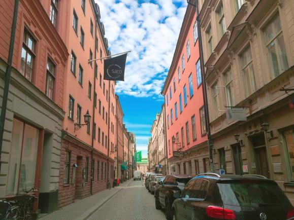 스톡홀름을 따라 걷다가 마주한 모든 곳들