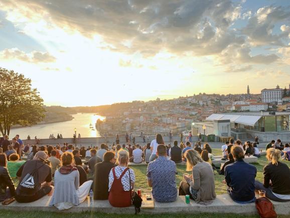 유럽 한달살기 도시 최강! 포르투갈 포르투
