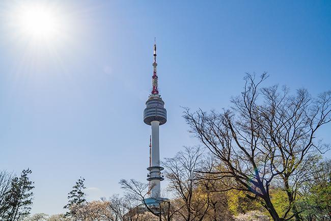 추억의 명소 서울 어린이대공원 남산서울타워