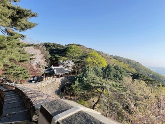 서울 근교 여행지 쉼표 한자락, 남한산성