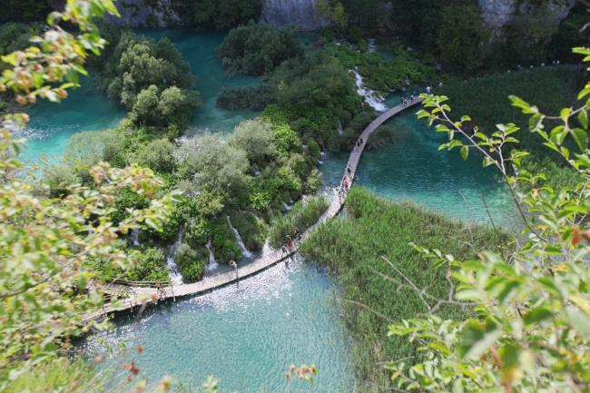요정의 정원 크로아티아 플리트비체 호수 국립공원